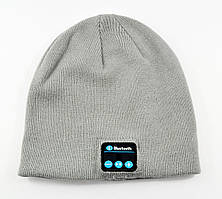 Шапка с Bluetooth BDHP 003 grey