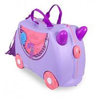 Чемодан детский на колесах Пони Trunki TRU0185 GL