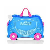 Чемодан детский на колесах Terrance Trunki TRU0259 GL