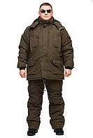 "Зимний костюм для охоты и рыбалки ""Олива-Хаки"" размер 48-50"