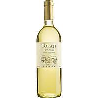 Вино Токай Фурминт белое полусладкое Tokaji Furmint 750 мл.