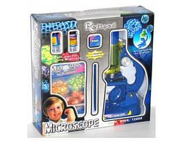 Микроскоп детский до 1200 увеличение