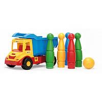Грузовик с кеглями Tigres Multi Truck