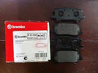 Задние тормозные колодки Lexus RX350 RX400 RX450 Brembo P83068