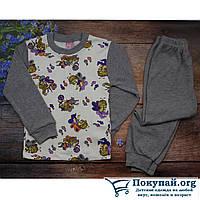 Детские пижамы производства Турция Размеры: 5-6-7-8 лет (5722-2)