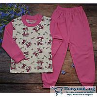 Детские пижамы Размеры: 1-2-3-4 года (5723-1)