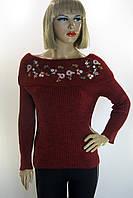 Жіночий светр з вишивкою Park hande