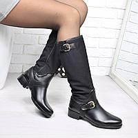 Сапоги резиновые Miranda черные 3767, осенняя обувь