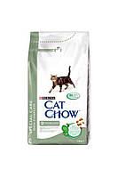 Cat Chow (Кет Чау) Special Care Sterilized (Корм для стерилізованих кішок і кастрованих котів), 1.5 кг.