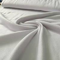 Флис белый, ширина 150 см, фото 1