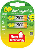 Аккумулятор  GP 2100 AA R6 (пальчик) цена за 1