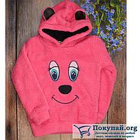 Джемпер с капюшоном для девочки Возраст: 5-6-7-8 лет (5735-5)