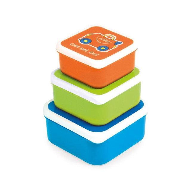 Ланчбокс Terrance 3 шт. Trunki TRUA0299 GL - Интернет магазин BuyPlace.com.ua в Днепре