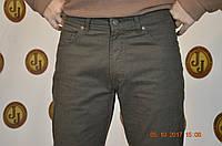 Джинсы мужские коричневые фирмы Wrangler 35