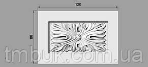 Розетка 44 - 120х80 - декоративная, фото 2