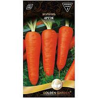 Семена Golden Garden Морковь Артэк 2 г N10843077