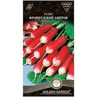 Семена Golden Garden Редис Французский завтрак 3 г N10843166
