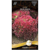 Семена Golden Garden Салат Лоло Росса 1 г N10843180