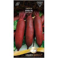Семена Golden Garden Свекла Риваль 3 г N10843195