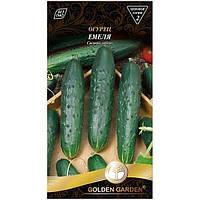 Семена Golden Garden Огурец Емеля 1 г N10843102