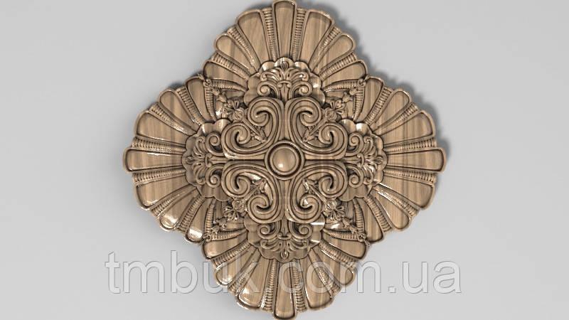 Розетка 46 - 150х150 - декоративная