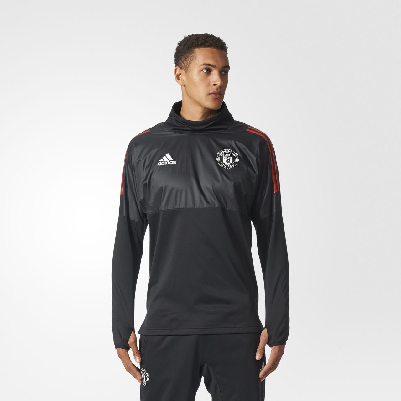 Мужской джемпер Adidas Performance Manchester United Hybrid (Артикул: BS4331)