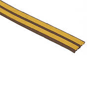 Уплотнитель  Каем Е 9x4 мм коричневый N20915117