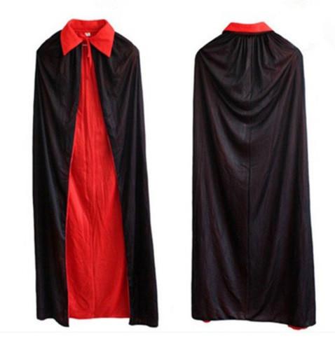 Накидка дракулы - аксессуар на Хэллоуин