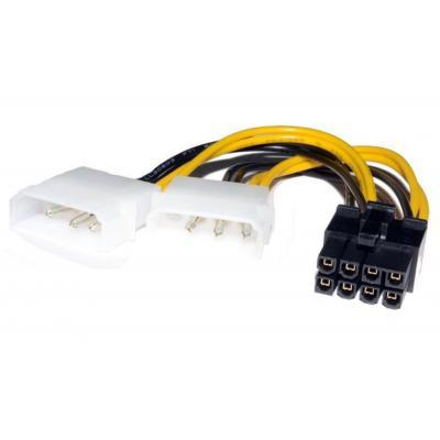 Кабель питания Atcom Video power 8pin to 2molex