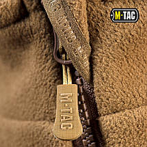 M-TAC КОФТА STEALTH MICROFLEECE GEN.2 COYOTE BROWN, фото 3