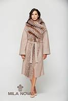 Женское пальто зимнее Пв-32 длинное.