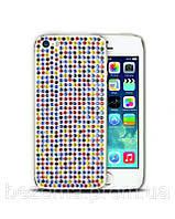 "Разноцветная накладка ""DS Colorful"" на iPhone (под заказ на любой телефон)"