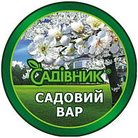 Садовый вар Садовник черный 0.09 кг N10504931