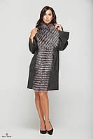 Зимнее женское пальто Пв-32 кор., фото 1