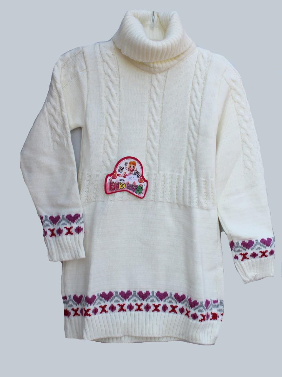 1833 Свитер-туника KANKA