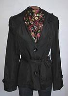 Женская Куртка-Ветровка от Cristy Идеальна для Базового Гардероба Размер: 46-М
