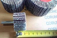 Шлифовальный круг лепестковый радиальный 30/25 Р80