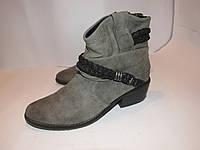 Marco Tozzi _Германия _красивые стильные современные ботинки _ утепленные _40р_ст.26см н69