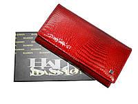 Женский кошелек из натуральной кожи Hassion