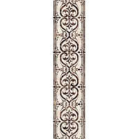 Бордюр Golden Tile Вулкано бежевый Д11311 400x93 мм N60117339