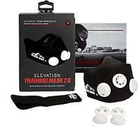 Тренировочная маска Elevation Training Mask 2.0 — ограничитель дыхания