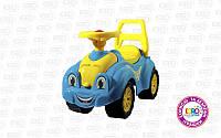 Автомобиль для прогулок Технок ( голубой) 3510(ИФ