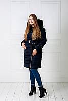 Куртка женская зимняя модель №760 черный