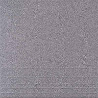 Ступенька Грес Атем 0601 Pimento 300х300х7.5 мм темно-серая N60120864
