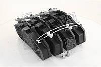 Колодка тормозная дисковая (комплект на ось) MAN F2000,TGA, RVI MAGNUM,PREMIUM, ROR  DK 29131PRO