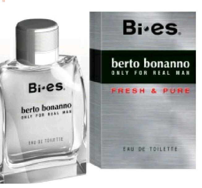 Туалетная вода для мужчин Berto Bonanno (Bi-es) 100мл