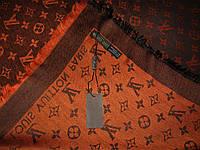 Платок Louis Vuitton кашемир 65% шерсть 35% можно приобрести на выставках в дворце  спорта a38a9845ace82