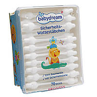 Ватные палочки детские babydream