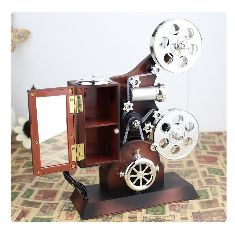 Музыкальная шкатулка Проектор подарок