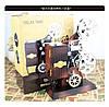 Музыкальная шкатулка Проектор подарок , фото 3